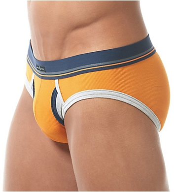 Gregg Homme Sense Retro Fly Front  Modal Knit Brief