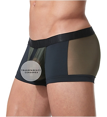 Gregg Homme Temptation See Through Italian Mesh Trunk