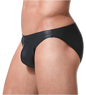 Gregg Homme Crave Faux Leather Brief