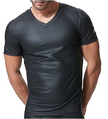 Gregg Homme Crave Faux Leather T-Shirt