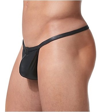 Gregg Homme Crave Faux Leather G-String