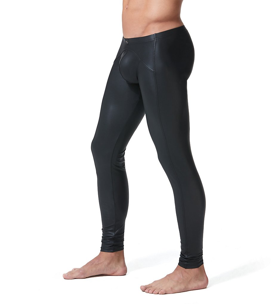 ffd6d37c1 Gregg Homme 152626 Crave Faux Leather Legging (Black M)