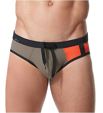 Gregg Homme Cruising Adjustable Swim Brief