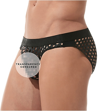 Gregg Homme Arouse Snakeskin Jersey Brief