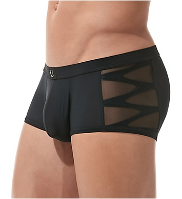 Gregg Homme High-Line Laser Cut Embroidered Trunk