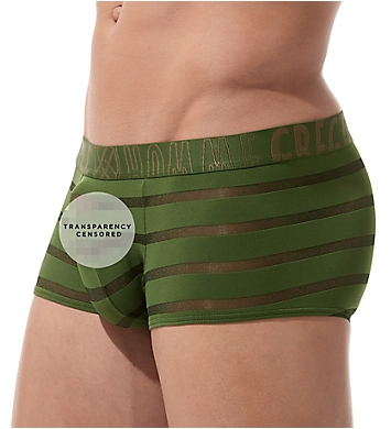 Gregg Homme Encore Plus See Through Stripe Trunk