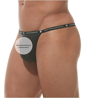 Gregg Homme Bubble G'Homme Pouch G-String
