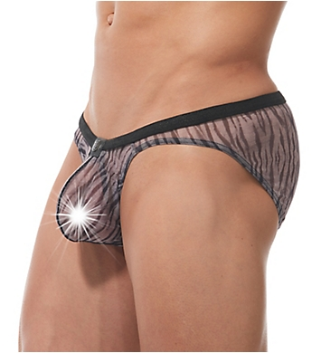 Gregg Homme Casablanca Sheer Brief With C-Ring