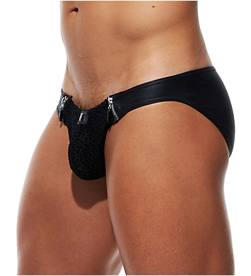 Gregg Homme DMNT Faux Leather Brief