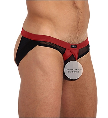 Gregg Homme X-Rated Maximizer Mesh Enhancer Jock