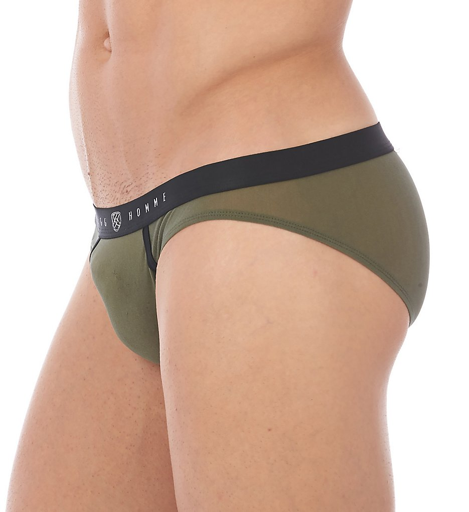 gregg homme 87423 torridz brief (khaki xl)