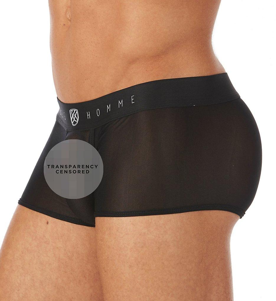 Gregg Homme 87465 Torrid Boxer Brief (Black)