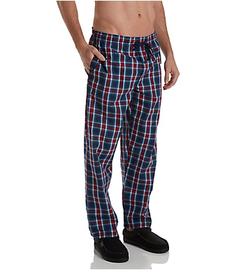 Hanes Tall Man Woven Plaid Pants - 2 Pack