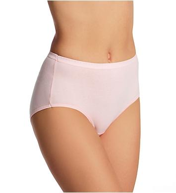 Hanes Cotton Brief Panty - 6 Pack