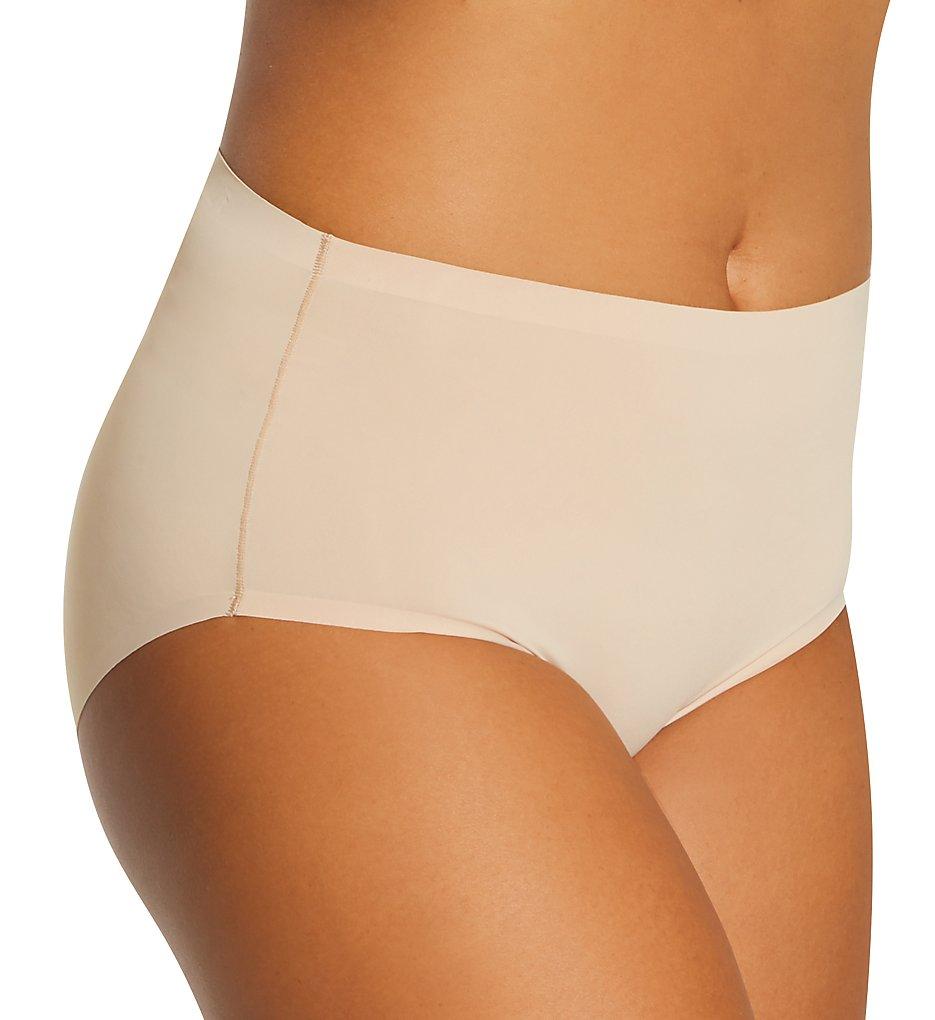 Hanes - Hanes 40ULC1 Ultra Lightweight Comfort Brief Panty (Nude 6)
