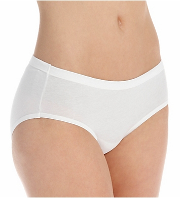 Hanes Cotton Stretch Waist Hipster Panty - 3 Pack
