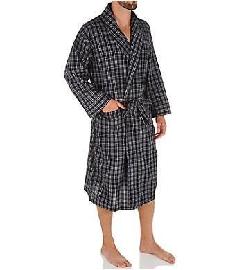 Hanes Big Man Woven Shawl Robe