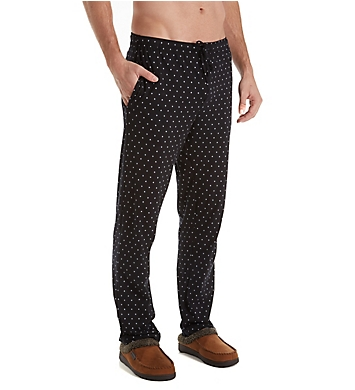 Hanes X-Temp Printed Knit Lounge Pants - 2 Pack