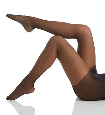 Hanes Silk Reflections Non-Control Top Sheer Toe 6 Pack