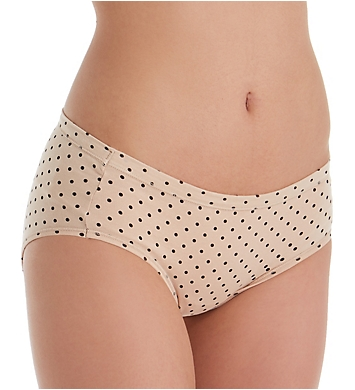 Hanes Cotton Stretch Hipster Panties - 6 Pack