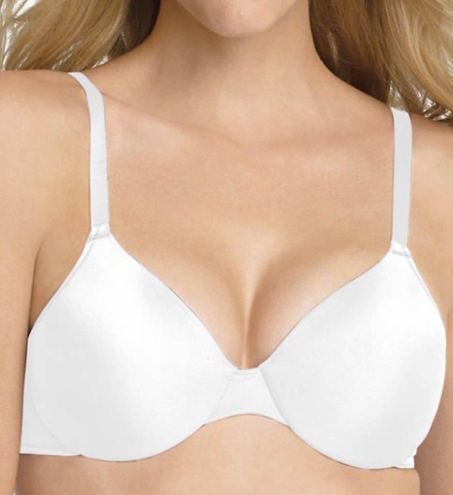 Hanes G511 Comfort Shape Concealing Petals Underwire Bra