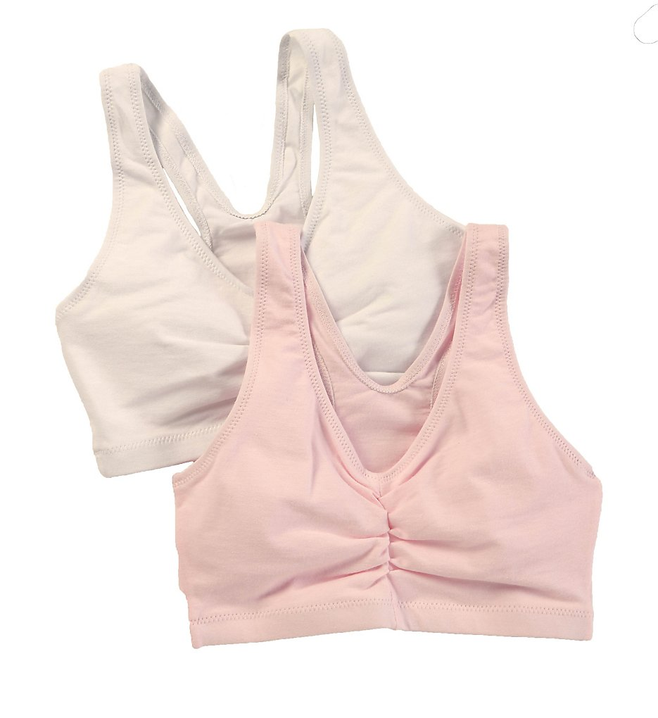 Hanes H570 Cotton Pullover Bra - 2 Pack | eBay