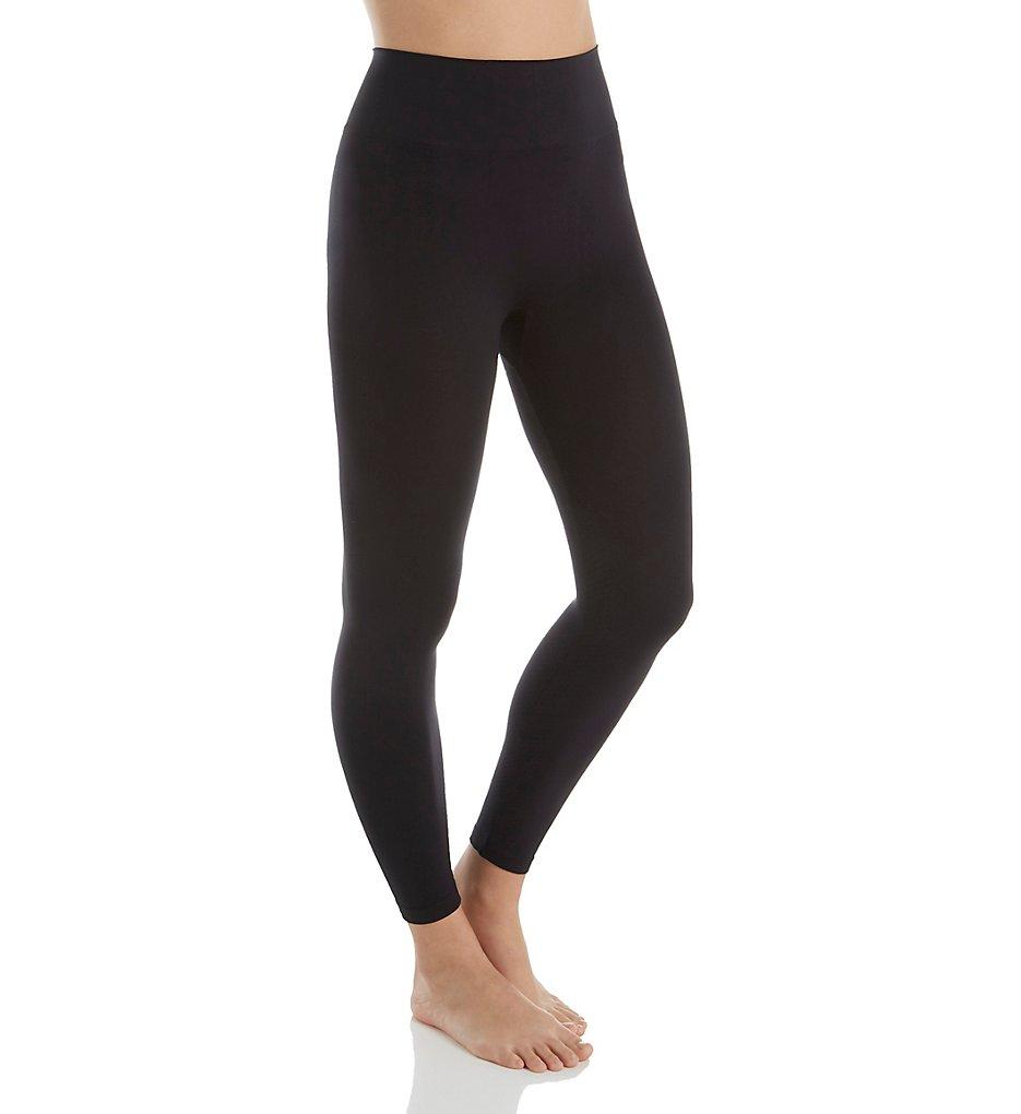 Hanes HST008 Perfect Bodywear Seamless Legging (Black)