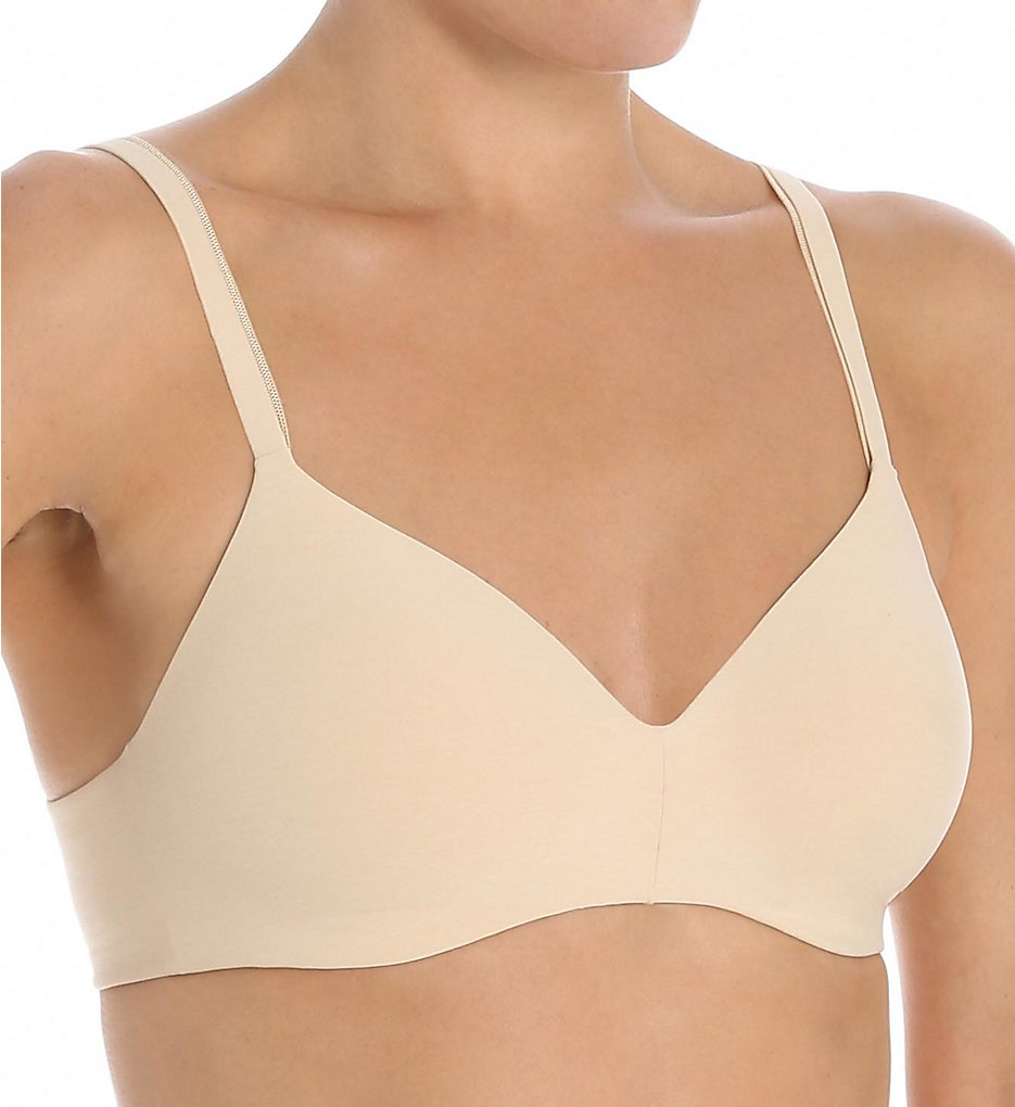 Hanes HU03 Ultimate T-Shirt Soft Wirefree Bra