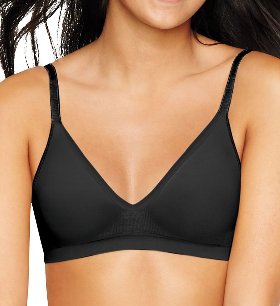 Hanes HU11 Ultimate Comfy Support Wirefree Bra