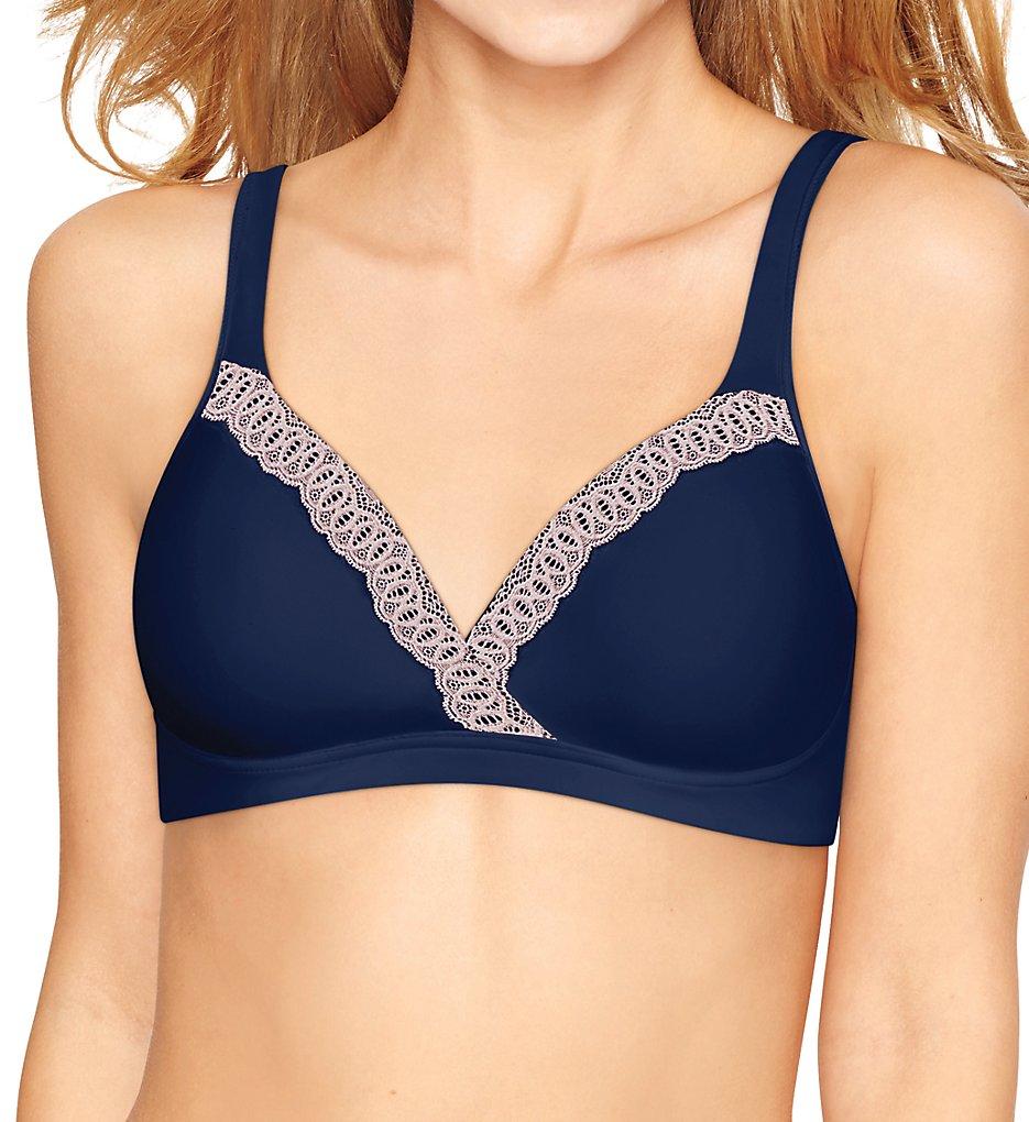 Hanes textured fabric sporty bikini
