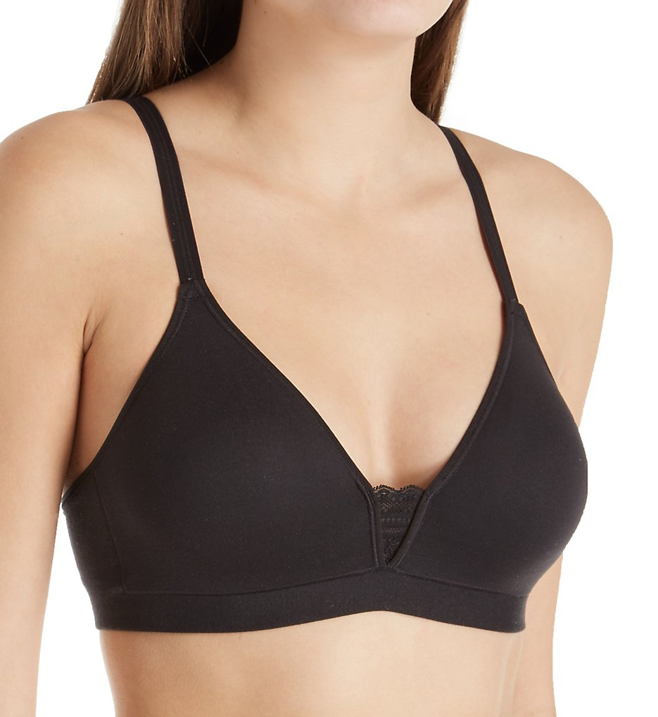 Hanes HU26 Ultimate T-Shirt Soft Unlined Wirefree Bra