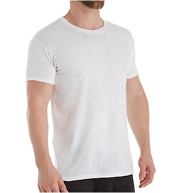 Hanes Ultimate Comfortblend T-Shirts - 4  Pack
