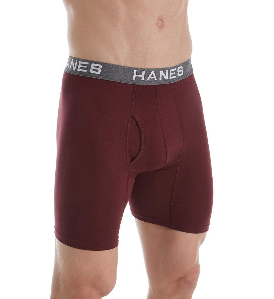 846b68f557d17a Hanes Ultimate ComfortFlex Fit Boxer Briefs - 4 Pack UFBBA4 - Hanes ...