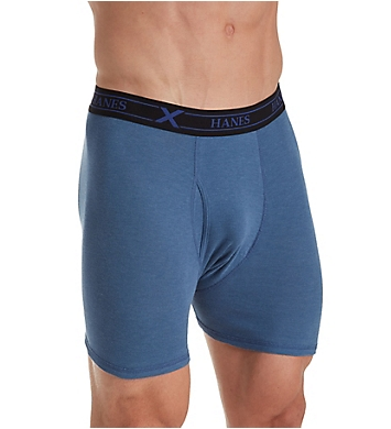 Hanes Ultimate X-Temp Boxer Briefs - 3 Pack