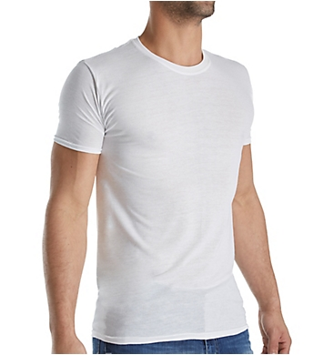 Clearance sale reliable reputation excellent quality Hanes ComfortBlend Slim Fit Crew T-Shirts - 5 Pack YST1W5