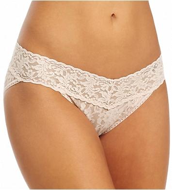 Hanky Panky Signature Lace V-kini Panties - 2 Pack