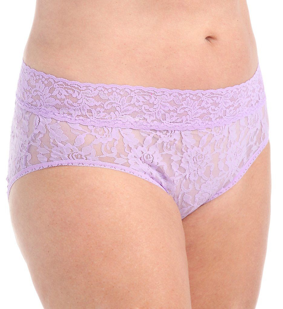 Hanky Panky Signature Lace Plus Size French Brief Panty