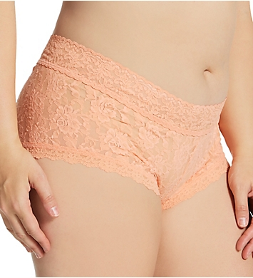 Hanky Panky Signature Lace Plus Wide Band Boyshort Panty