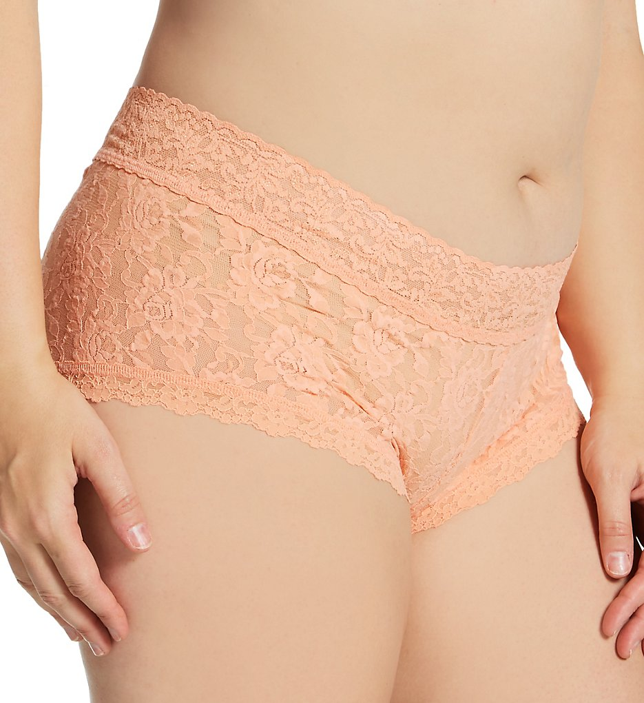 1787b2130 Hanky Panky Signature Lace Plus Wide Band Boyshort Panty 481281X ...