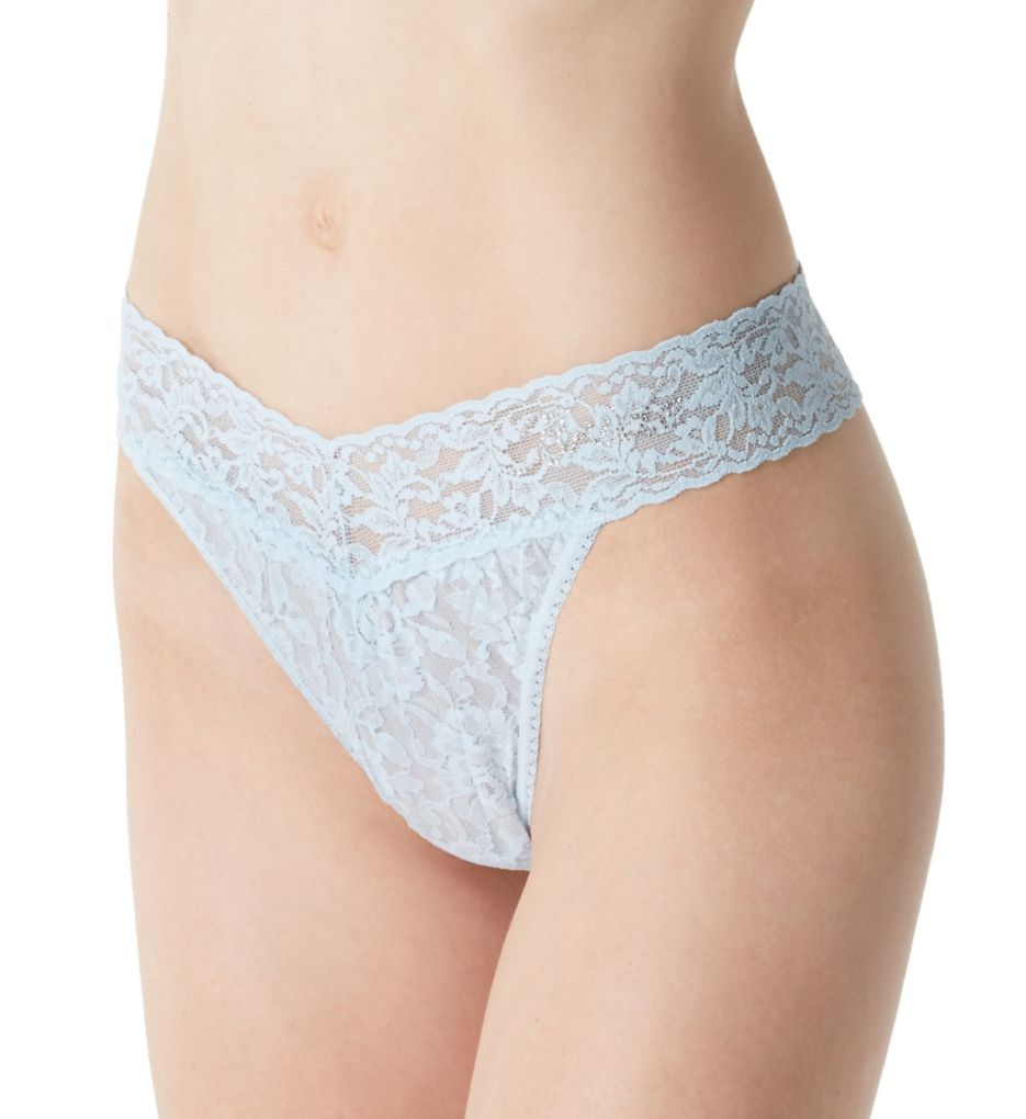 Hanky Panky Bride and Mrs Original Rise Thong - 2 Pack