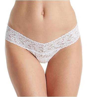 9013344b37a Hanky Panky Signature Lace Low Rise Thong - 3 Pack 49113PK - Hanky ...