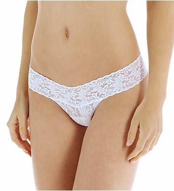 Hanky Panky Signature Lace XXS Low Rise Thong