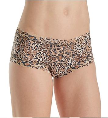 Hanky Panky Leopard Nouveau Boyshort Panty