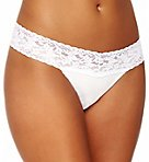 Modal Stretch Lace Thong