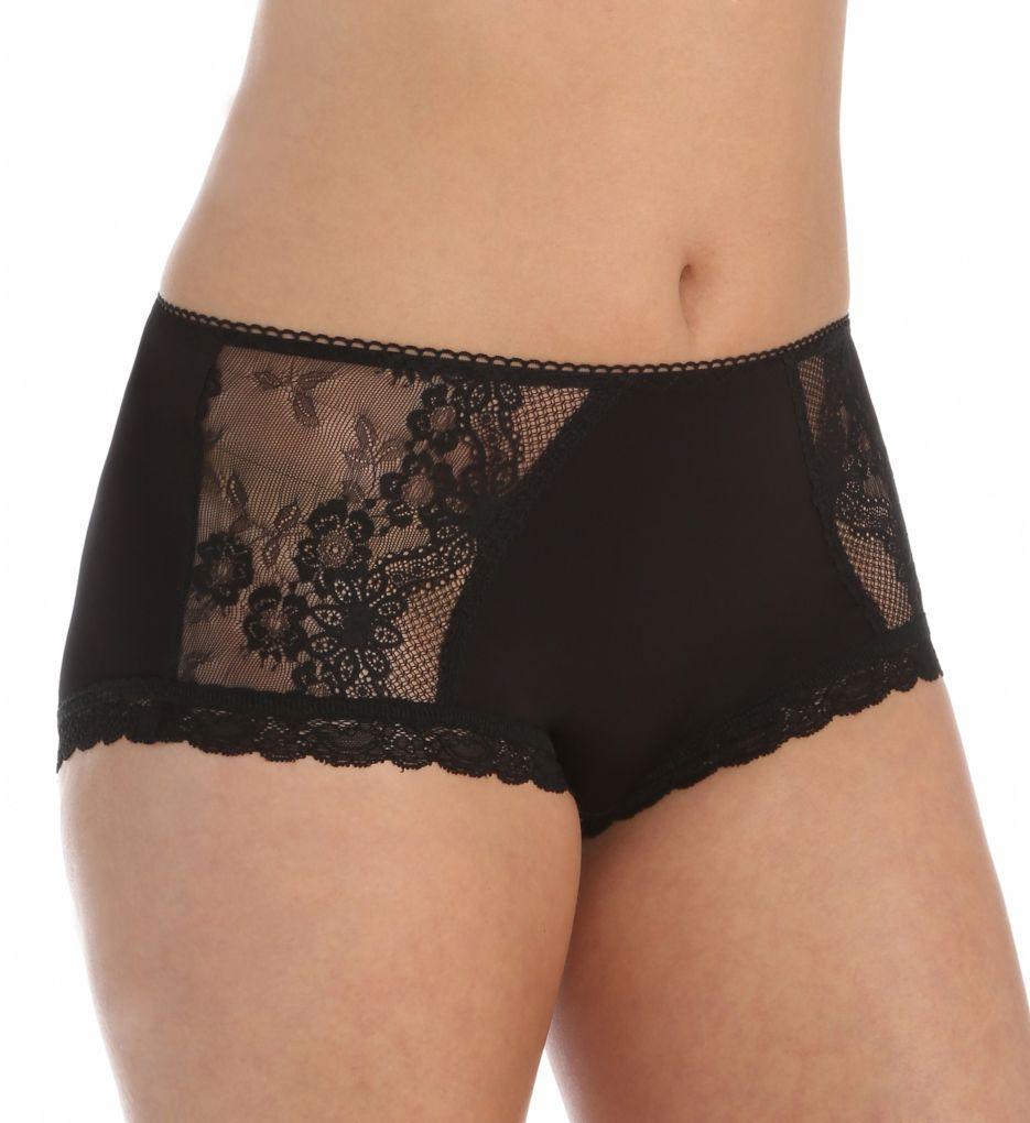Hanky Panky Silky Luxe Hi-Rise Brief Panty