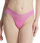 Cotton With A Conscience Low Rise Thong