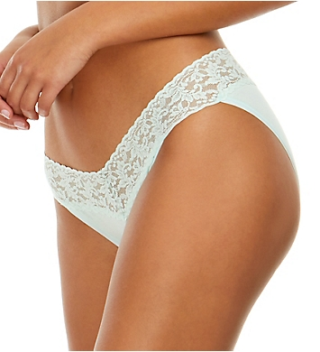 Hanky Panky Cotton With A Conscience V-kini Panty