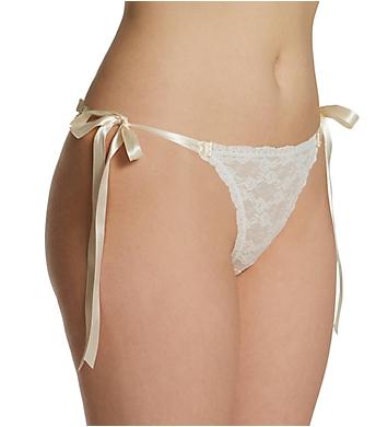 Hanky Panky After Midnight Peek-A-Boo Side Tie Bikini Panty
