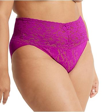 Hanky Panky Signature Lace Plus Size Retro V-Kini Panty