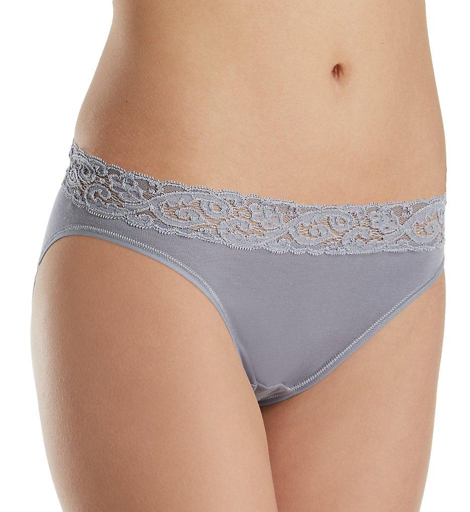 Hanro 1481 Moments High-Cut Leg Brief Panty
